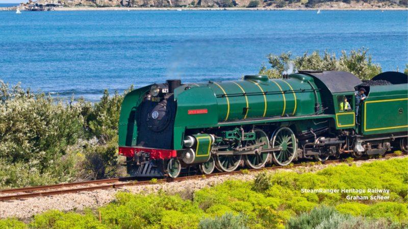 SteamRanger railway